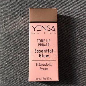 Full Size Yensa Tone Up Primer Essential Glow NIB